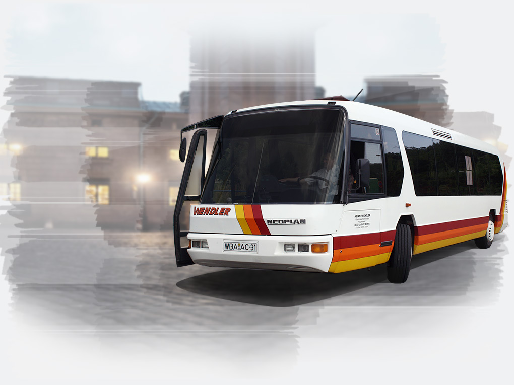 The NEOPLAN Metroliner – the coach that has revolutionised coach design