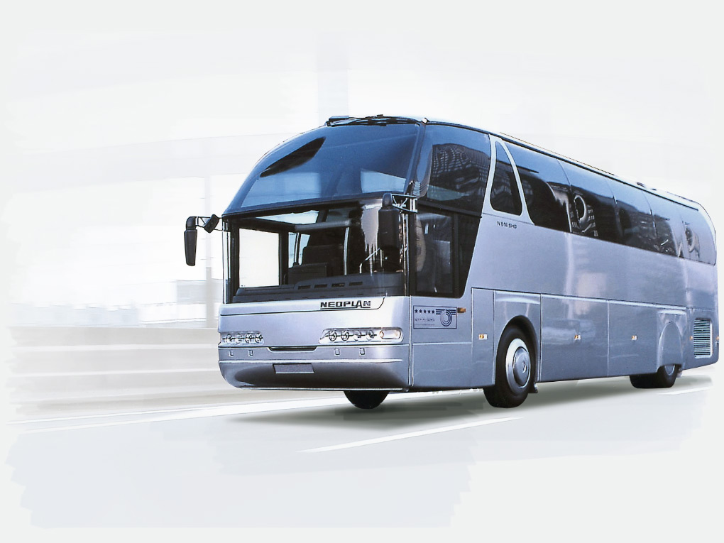 The NEOPLAN Starliner N 516/3 SHDL – a coach in a league of its own