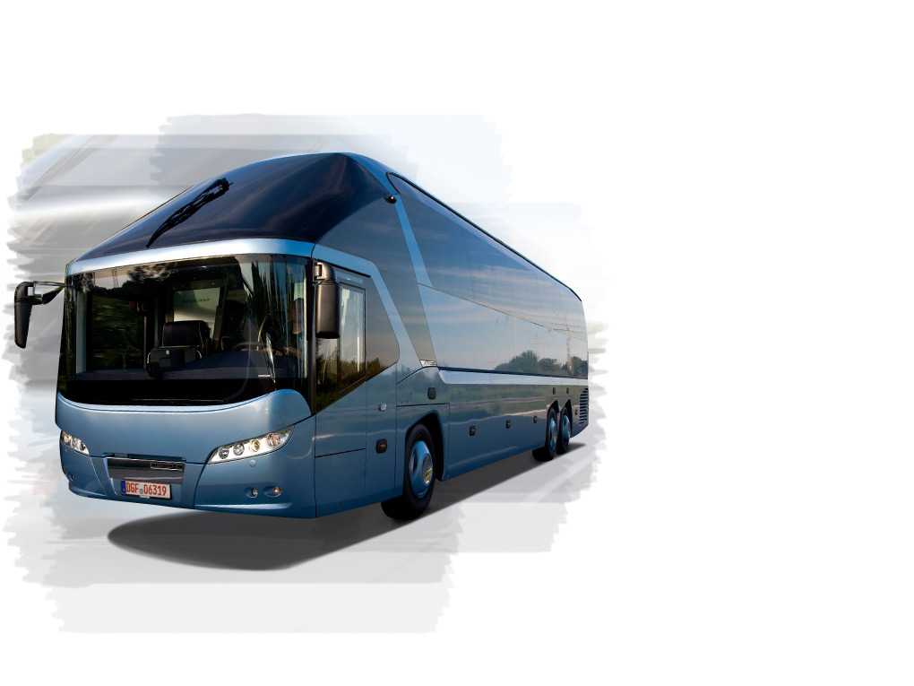 The NEOPLAN Starliner – crowned 'Coach of the Year' three times already
