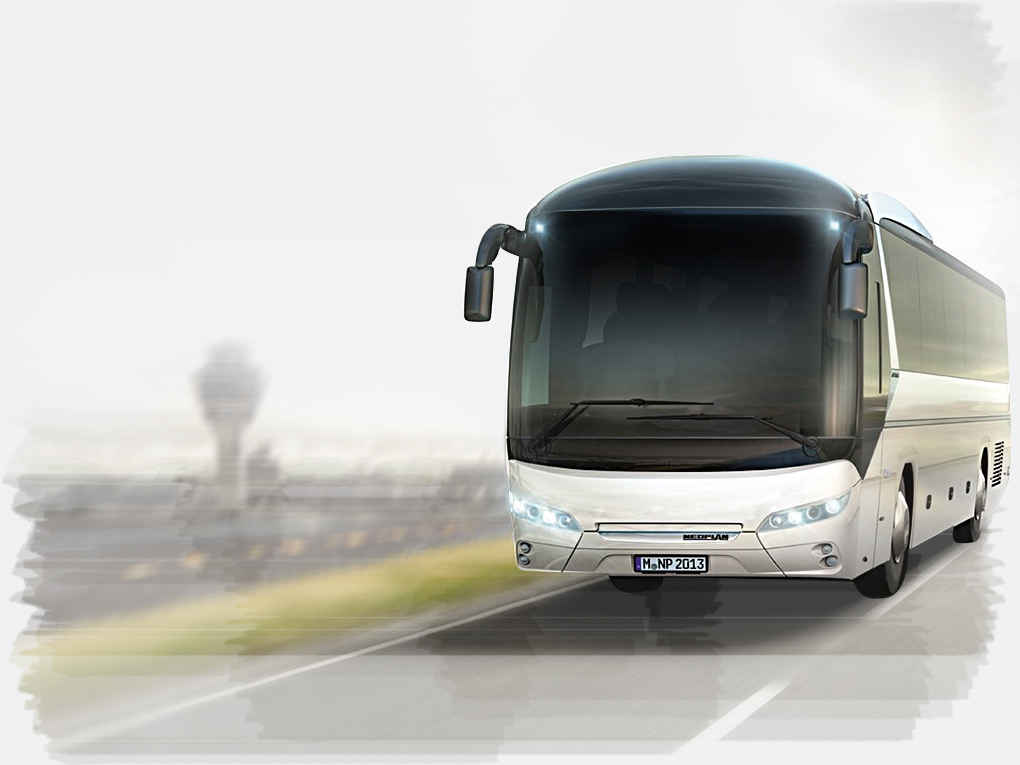 The NEOPLAN Jetliner – leading the way on the international design landscape